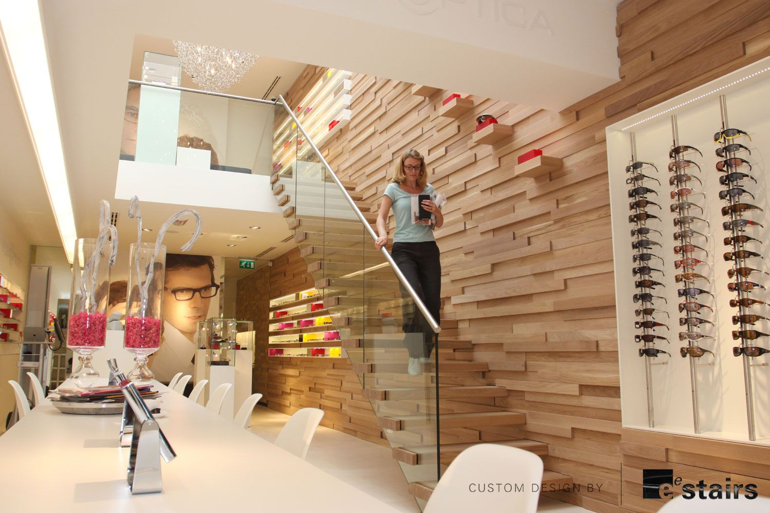 Research Feature Feature Wall Pinterest Staircase Design