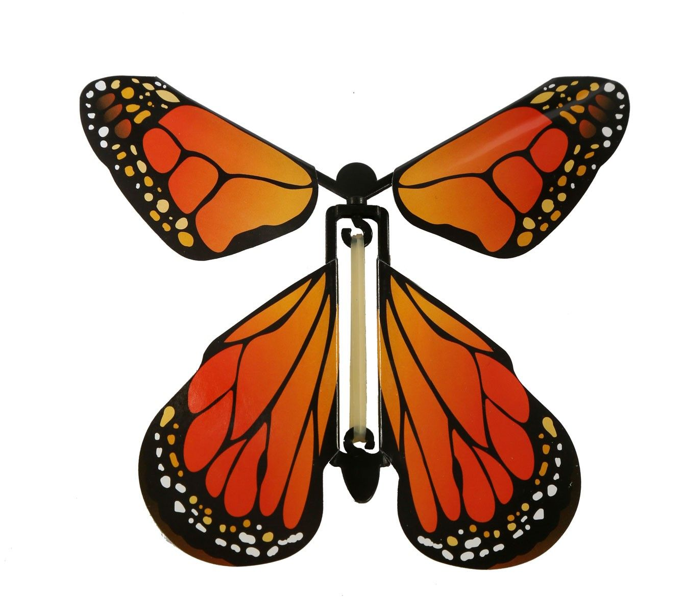 Insect Lore S Wind Up Butterflies Are Rubber Band Powered