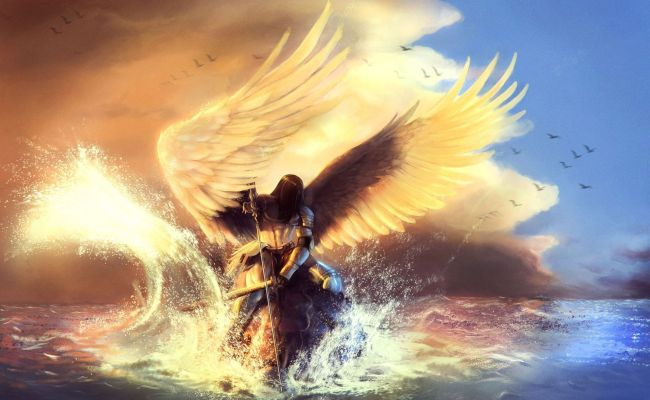 Angelology The Angels Of The Bible Angel Bible And