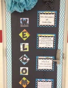 Use flower to decorate door for garden them  dr seuss chevron quotes classroom with ctp   new turquoise border such  cute also rh pinterest