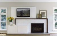 Fireplace Remodel Ideas Modern. Interesting Firplace Idea ...