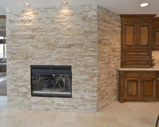 Fireplace Designs With Tile Design Tile Fireplace Ledgerstone