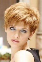 cute short haircuts women
