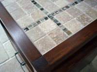Rhyan End Table (or Nightstand) Modified with a Tile Top ...