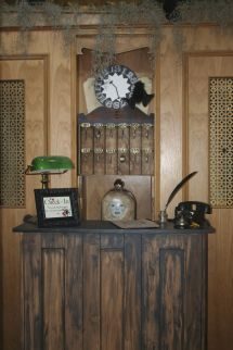 Hotel Lobby And Reception Desk Haunted Project