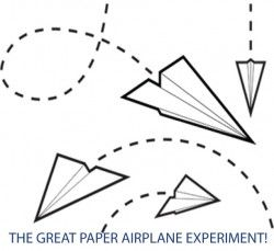 Science Dad on the Aerodynamics of Paper Airplanes