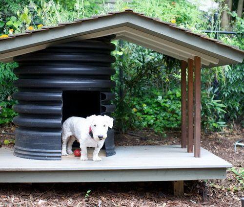 Creative Dog House Design Ideas 30 DIY Ideas! Pinterest Dog