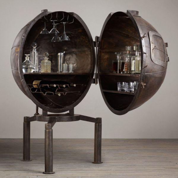 Furniture Steampunk Lighting
