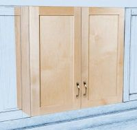 Building Plywood Upper Kitchen Cabinets | Plywood ...