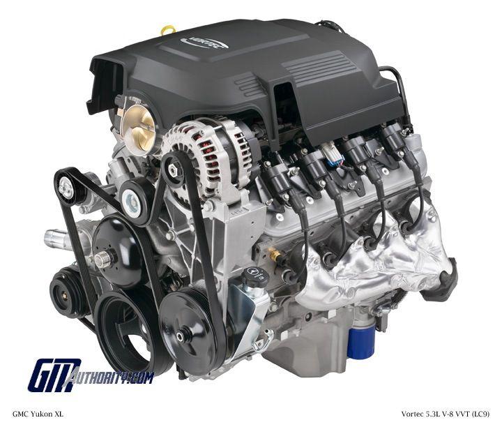 2008 Jeep Comp Wiring Diagram Gm 5 3 Liter V8 Vortec Lc9 Engine Info Power Specs Wiki
