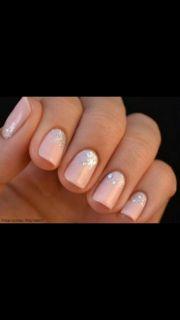 bridesmaid nails love
