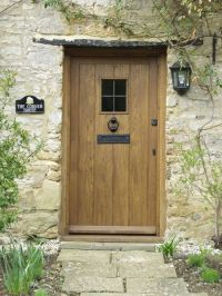 Cottage Style Entry Door Design, Pictures, Remodel, Decor ...