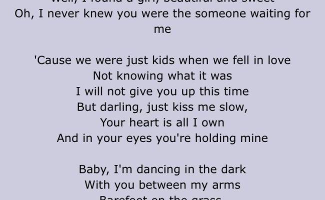 Perfect Ed Sheeran Lyrics Dokter Andalan