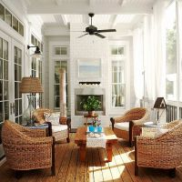 Picture-Perfect Porch and Sunroom Ideas | Natural wood ...