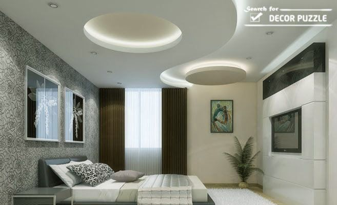 Pop Designs For Bedroom Roof False Ceiling Pictures