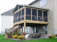Image Of Patio Screened Porch Ideas Screened Porch Decor ...
