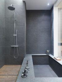 Bathroom Ideas, Modern Bathroom, Shower, Jacuzzi, bathtub ...