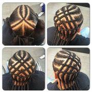 braid boy