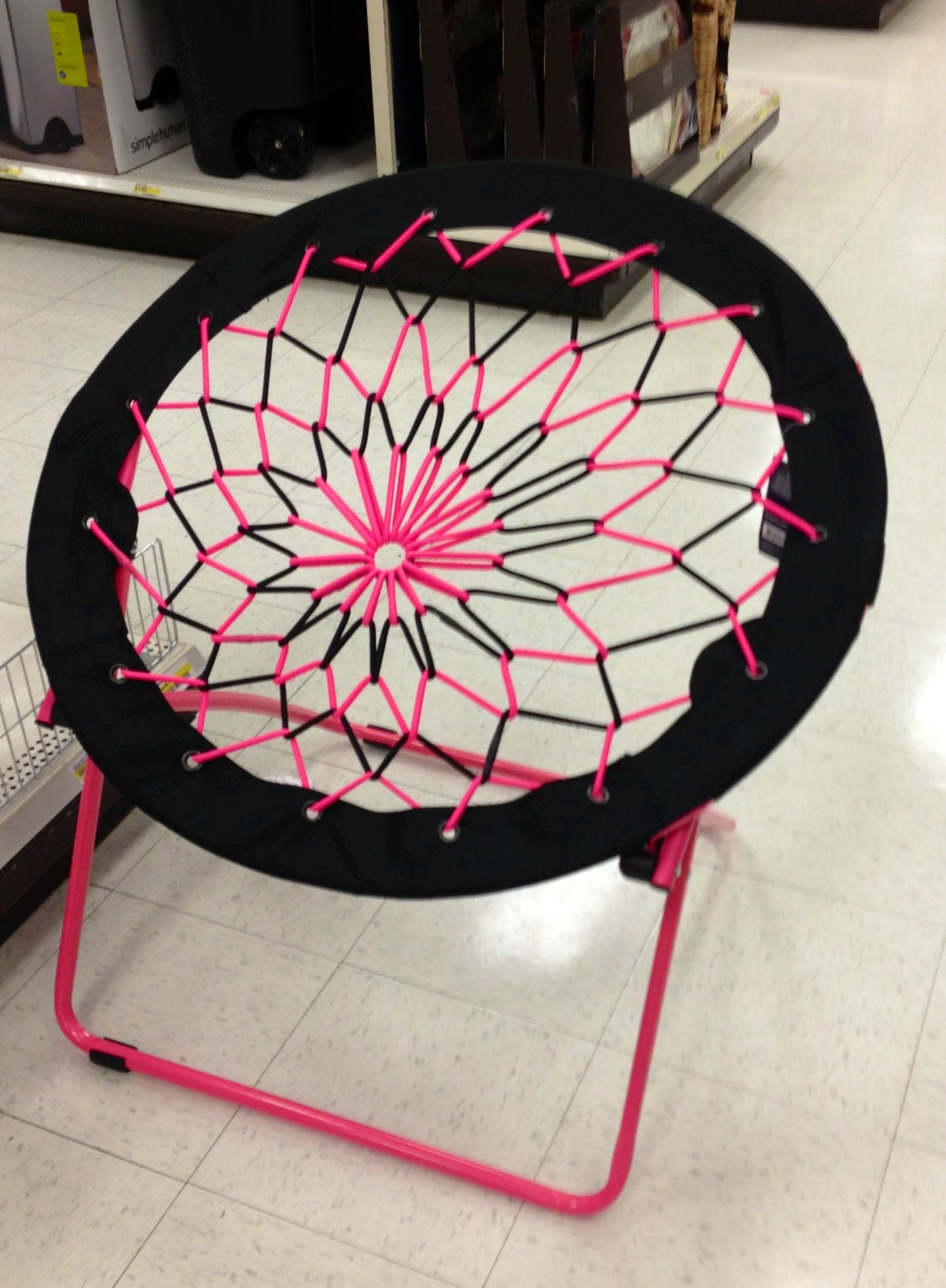 Chairs From Target Bungee Chair So Fun I Want One From Target My Dream