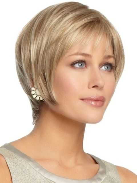 15 Breathtaking Short Hairstyles For Oval Faces – With Curls And