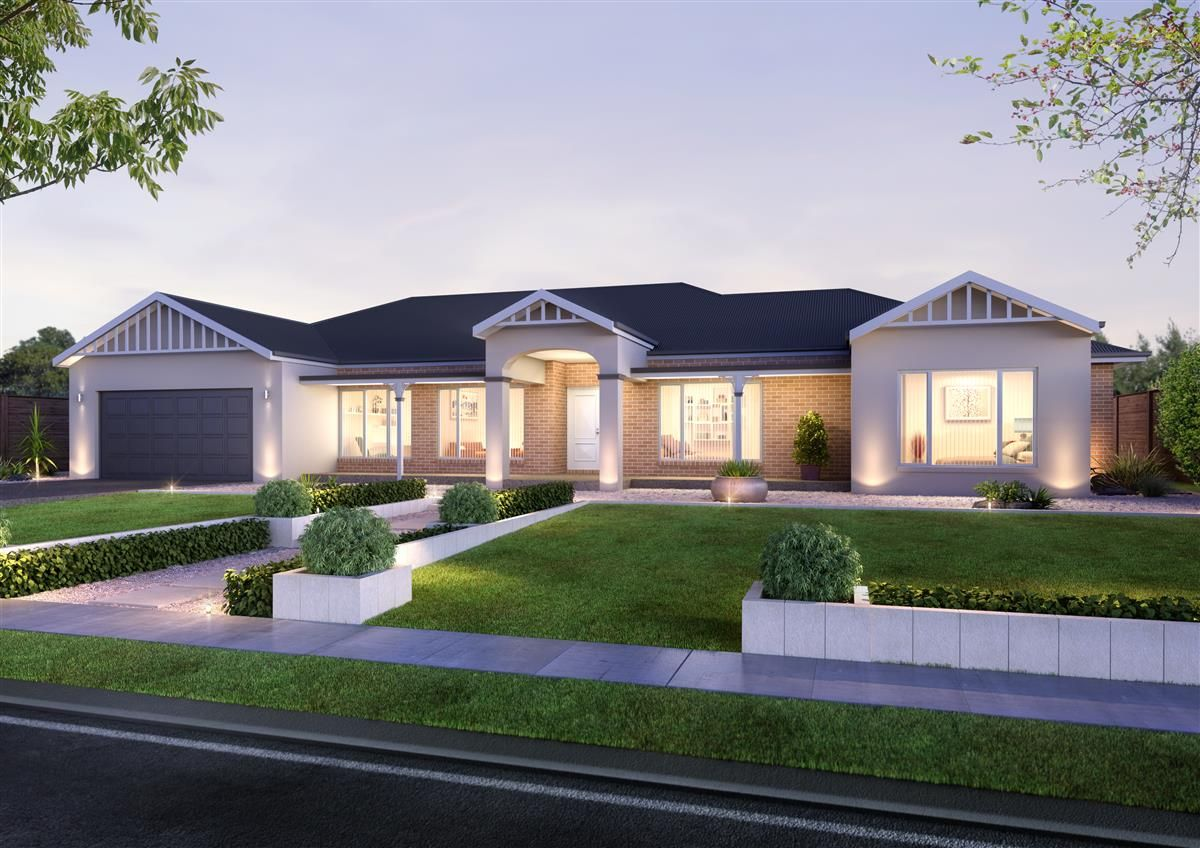 Caspian 347 Home Designs In Melbourne NW Essendon GJ Gardner