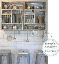 The Plate Rack | For the Home | Pinterest | Plate racks ...