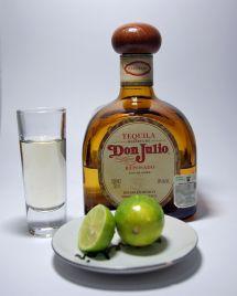 Shots De Tequila Don Julio
