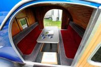 Blue inside table & benches-2 | Trailers! | Pinterest ...