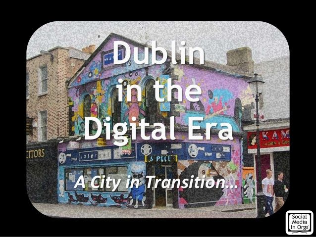 Using Images From A Recent Trip To Dublin Ireland This Photo Essay