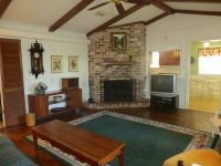corner fireplace vaulted ceiling - Google Search | Mom and ...