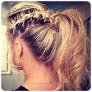 Tolle Frisur Frisuren Selbermachen Pinterest Frisuren Selber