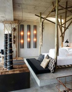 Really cool bedroom for the homebedroom ideasdesign also interior design pinterest rustic luxe rh
