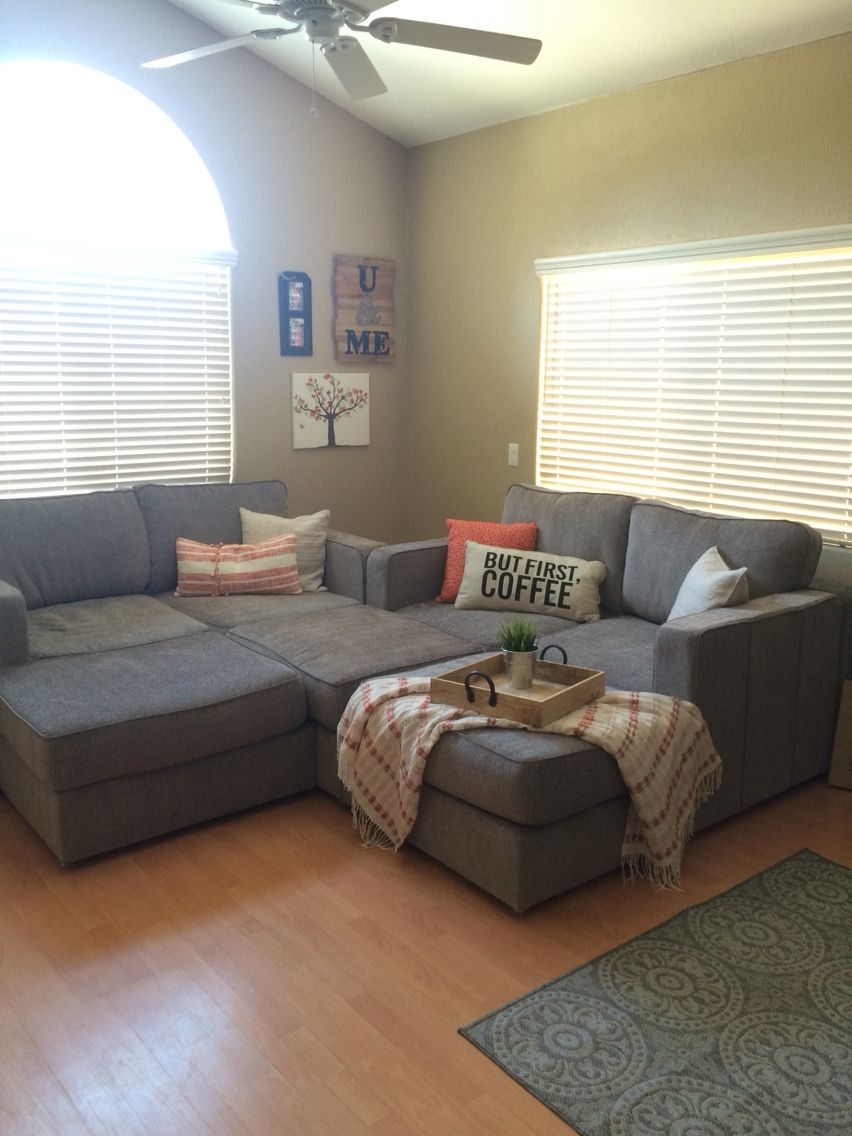 rooms to go living room sofas design ideas for with fireplace i love my lovesac sactional. herringbone gray | home ...
