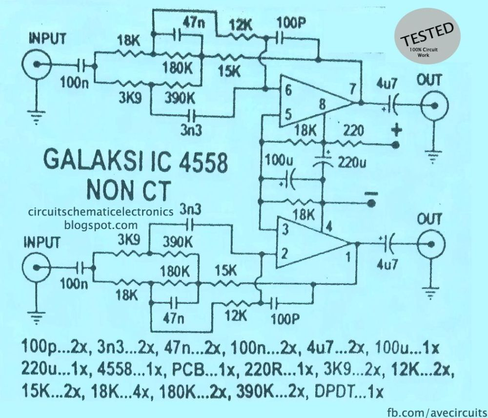 medium resolution of ic 4558 hearing aid circuit ic 4558 galaksi circuit diagram ic 4558 hearing aid