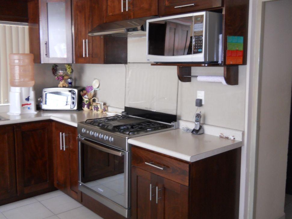 cocinas integrales pequeas para casa de infonavit