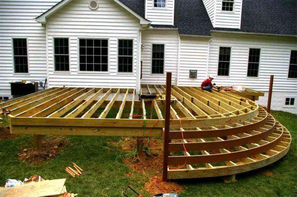 erkunde pool selber bauen terrasse holz und noch mehr - boisholz, Hause und garten