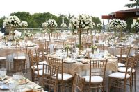 White Washed Event Rental Tiffany Chair | Home | Pinterest ...