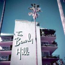 Slim Aarons Beverly Hills Hotel 1957