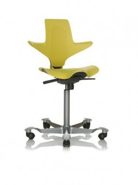 hag posture chair hollywood regency chairs the capisco puls 8010 ergonomic is inspired by horseman s saddle and sitting