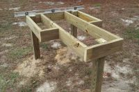 shooting bench plans - Google Search | Guns - Shooting ...