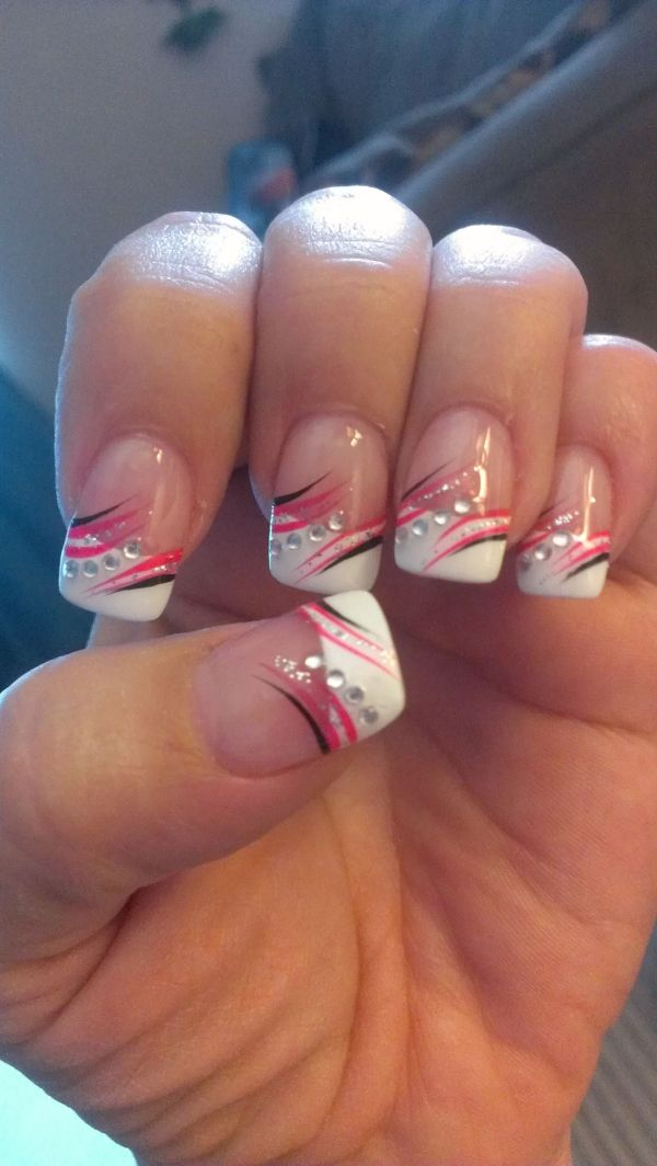 Make Nails Grow Faster & Stronger Effective Remedies Black And Manicure