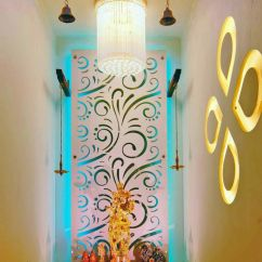 Wooden False Ceiling Designs For Living Room Grey And Blue Sets Pin By Abanti Mustafi On Puja Area | Pinterest ...