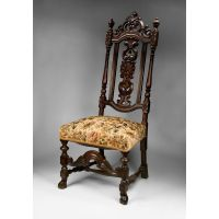 baroque furniture | 19th C. Baroque Style Pierced Carved ...