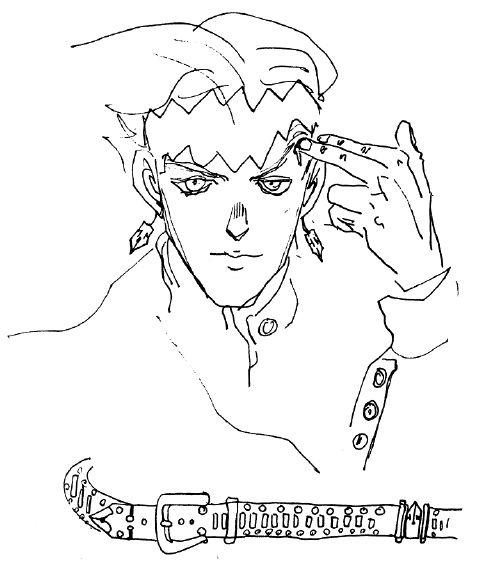Araki Doodles Part 4