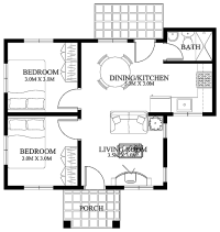 Free Small Home Floor Plans | small-house-designs-shd ...