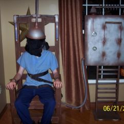 Death By Electric Chair Video Best Space Saving High Related After
