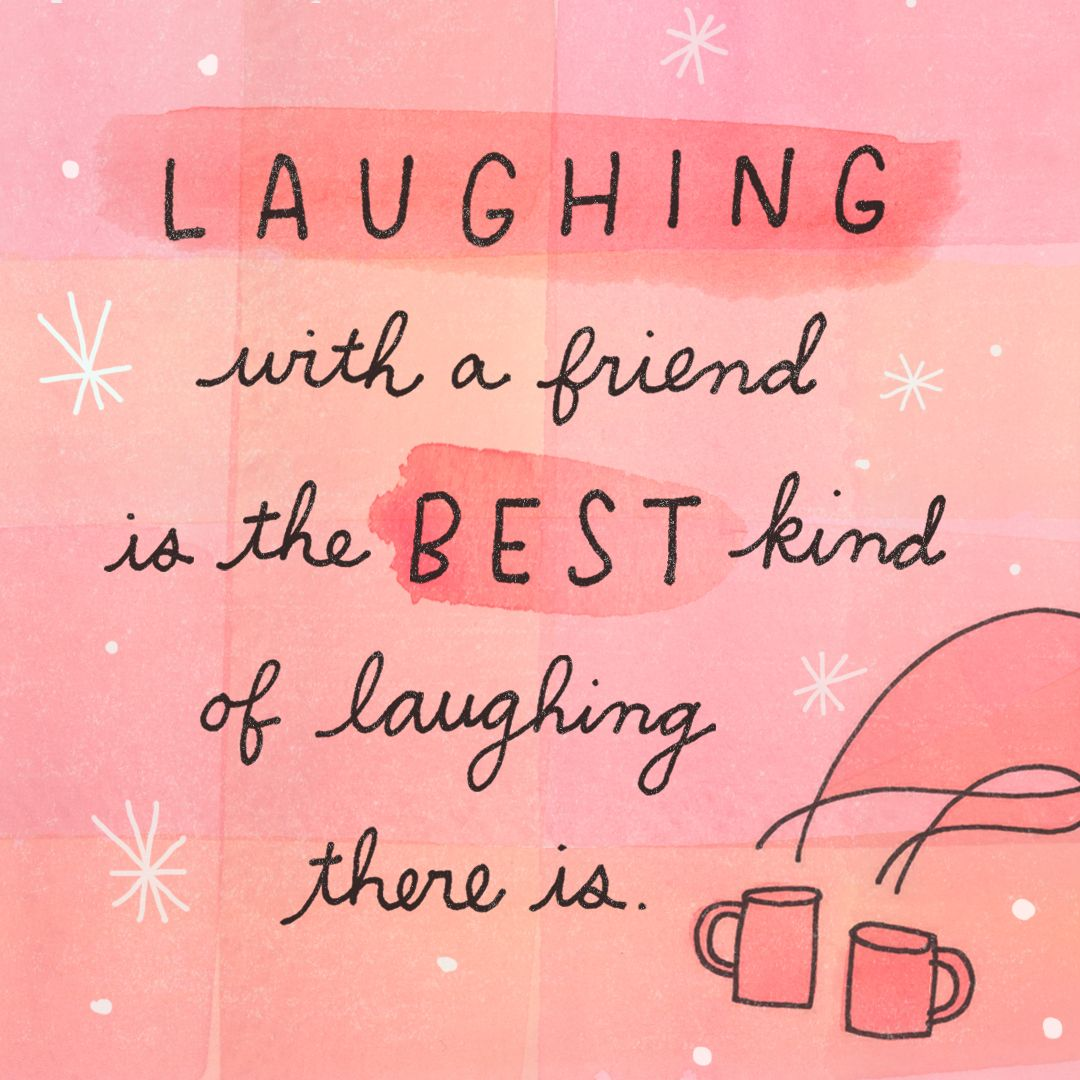 Laughter And Friends Quotes