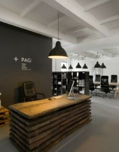 Polish designers morpho studio have designed  new office interior for advertising agency pride interactive in krakow poland also pin by   viev ashia on ade pinterest rh