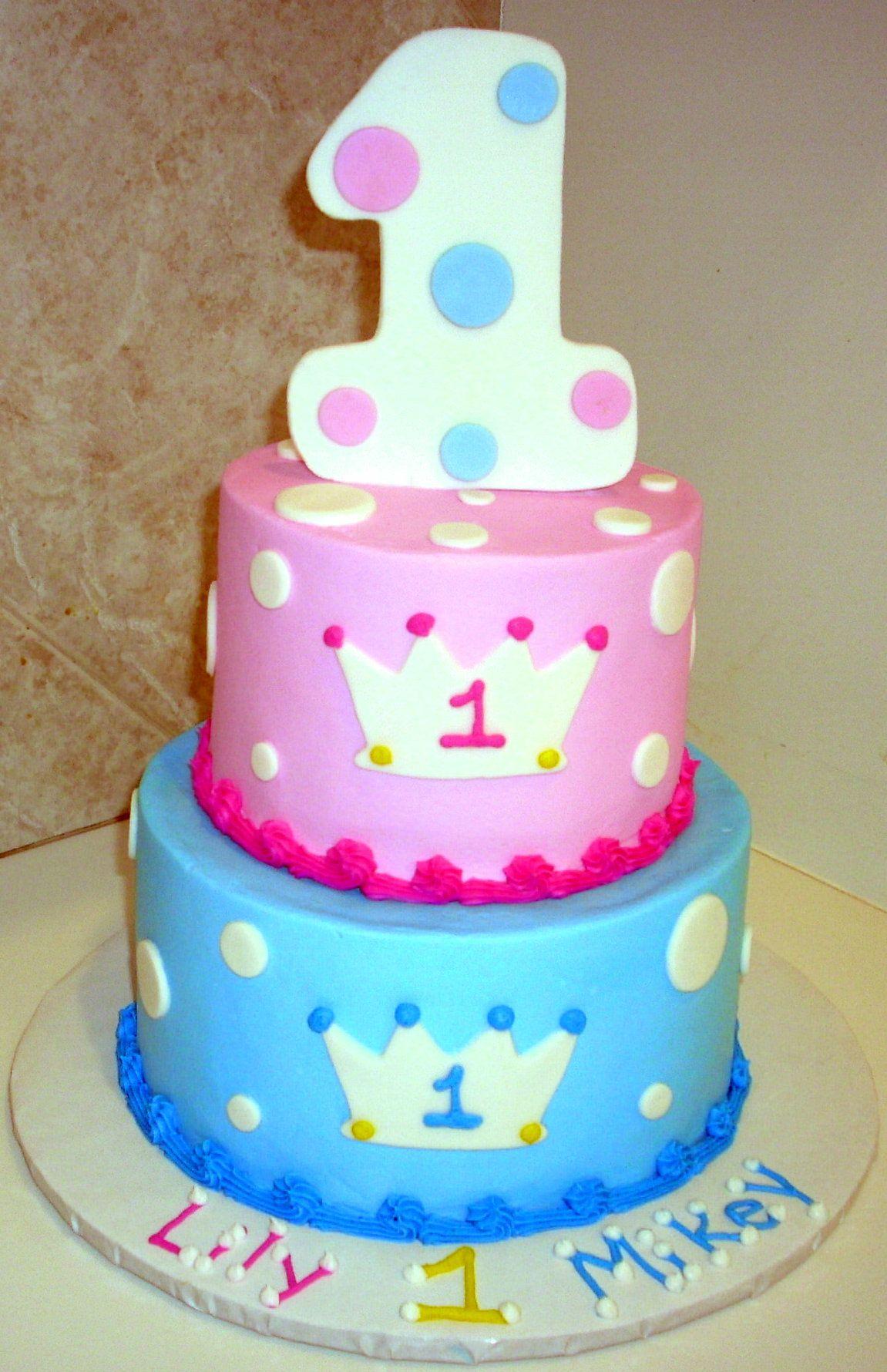 1st Birthday Prince Princess