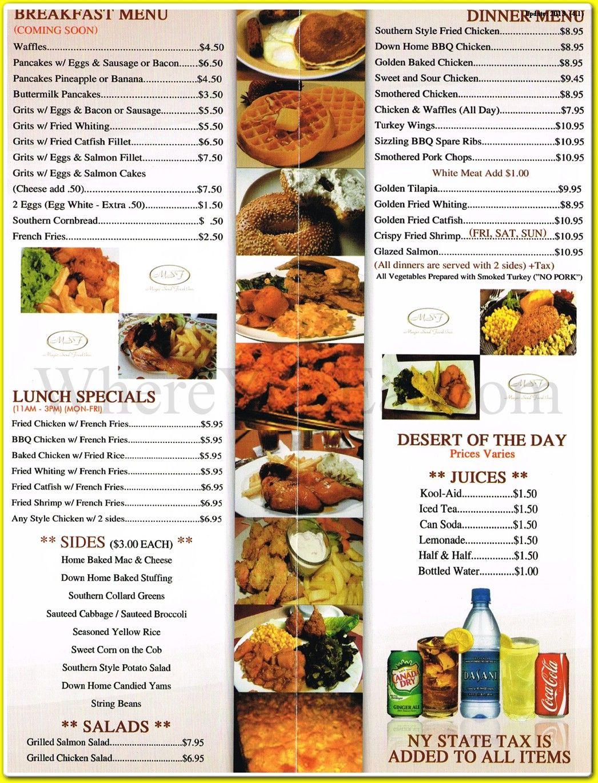 Soul Food Restaurant Ypsilanti